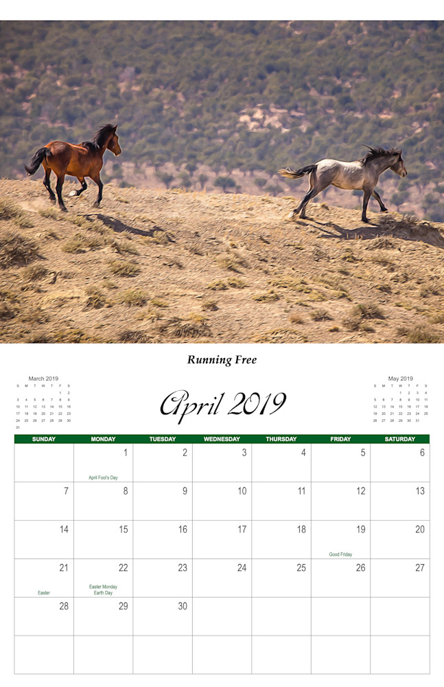 4 Wild Horse 2019 Apr