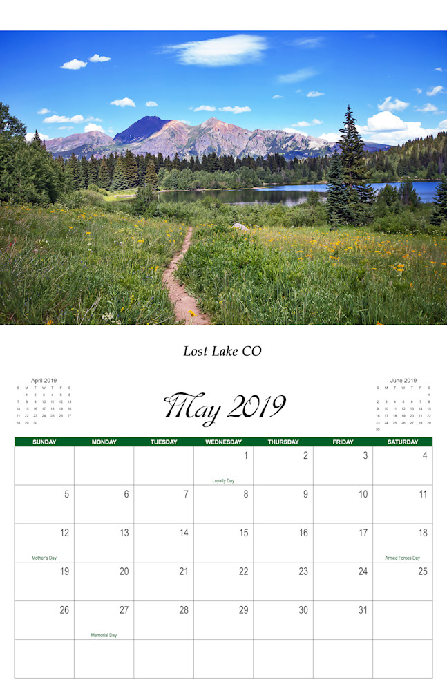 5 Landscape 2019 May