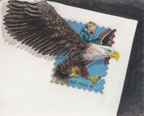 Air_mail_eagle_dhxyfg