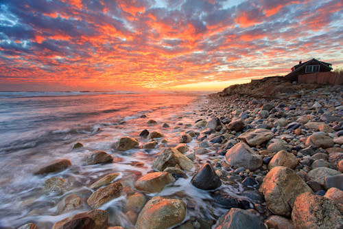 Matunuck sunset 1 print y6a8cx