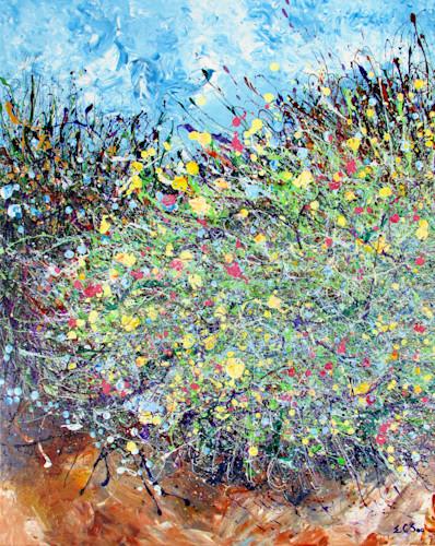 4 desert wildflowers 21 30x24 qz5vxb