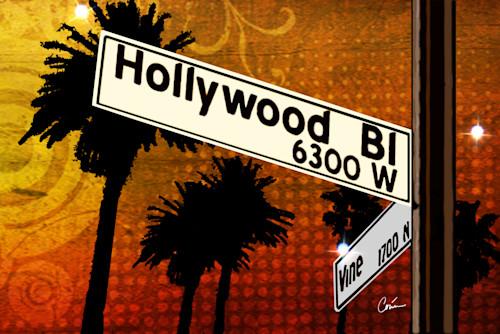 Hollywood vinecorinabakke rhefni