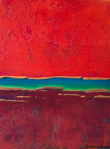 Rainbow series red by heather haymart xl qexl66