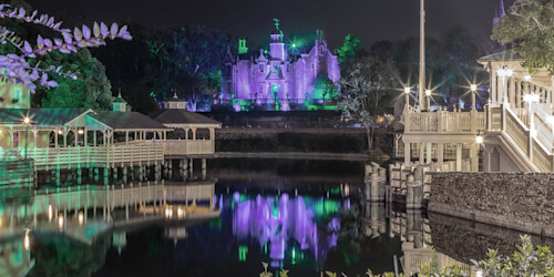 Haunted mansion reflection 2 sddvpv