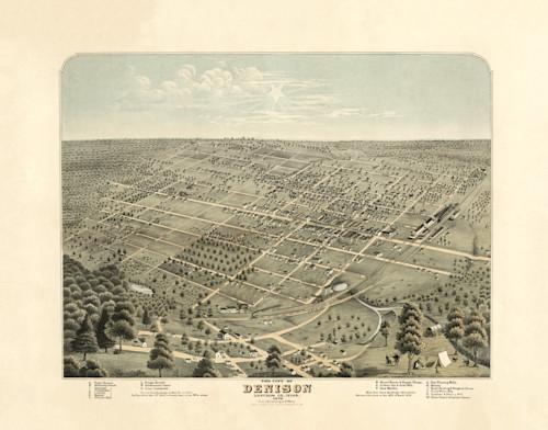 Denison 1876 cgvsxm