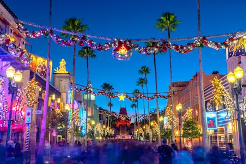 Hollywood studios christmas lxvh9d
