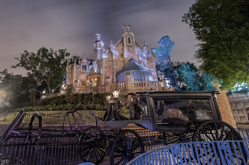 The haunted mansion cctdcq