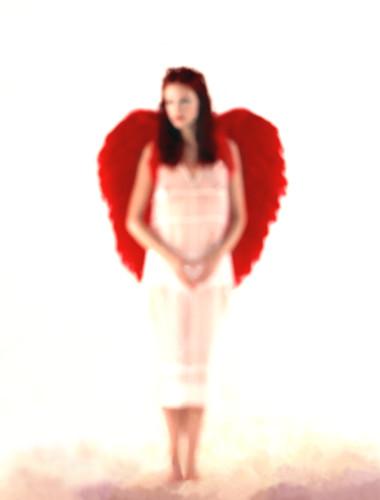 Red angel x3te7l