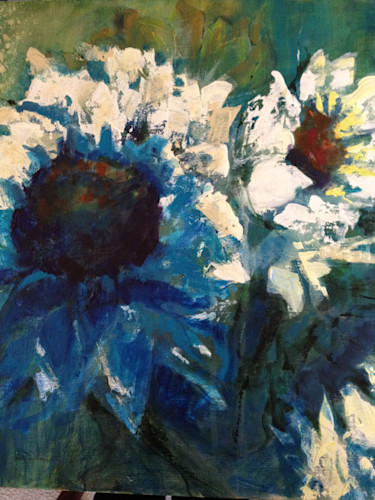 Blues in the garden egenxj