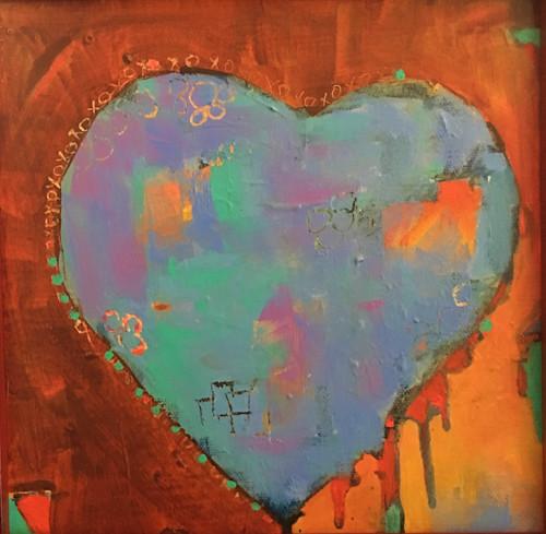 Xoxo heart zcvgq9