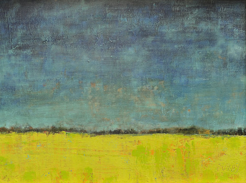 Mustard field irlskb