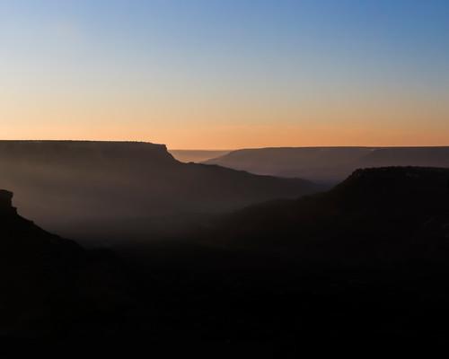 Jim livingston art canyon sunrise 8x10 drsoyz