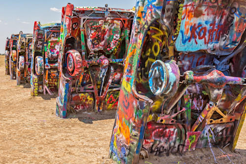 Cadillac ranch amarillo texas. 28x42 optimized brdxbu