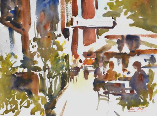 West side cafe gmmqii