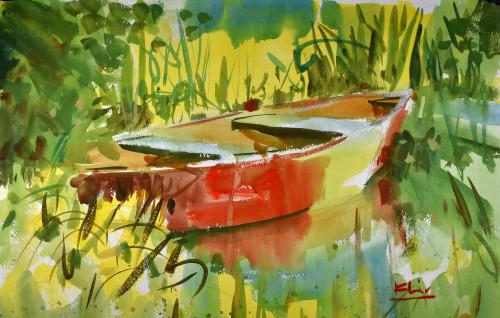 Summer boat j8z9ec