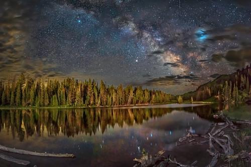 Night reflections 36 x 24 ozm2xm