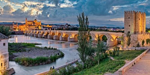 Roman bridge cordoba spain znpaac