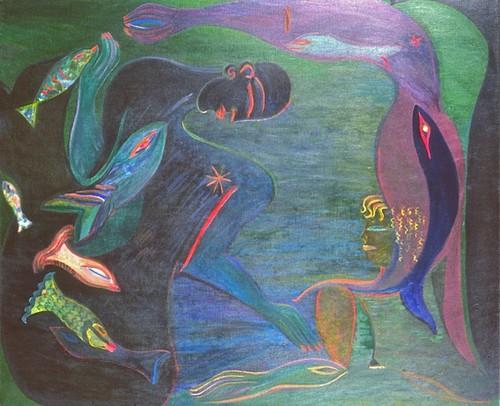 The merman e5lfdw
