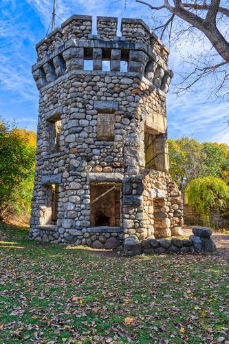 Bancroft castle at3hpb