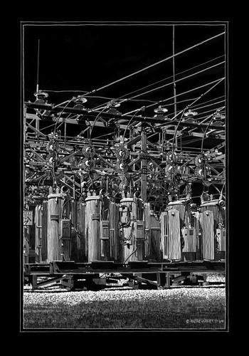 Danger electrocuted man yeoyvz