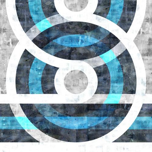 Super graphic art blue mod city gallery xbz1tt