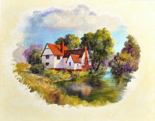 Willy lott s cottage print d610 6000 okfqr0