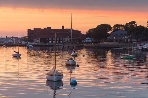 Bristol wally park boats sunset 2020 sadol7