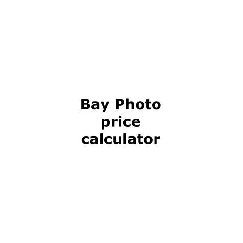 Bay photo price calculator uw197n