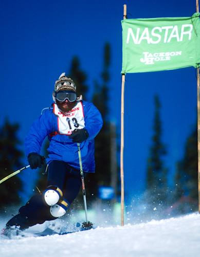 Telemark slalom jeff demeester ksda2v