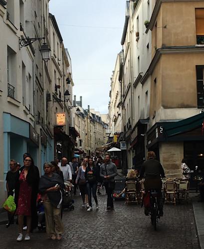 Streets of paris mkycon
