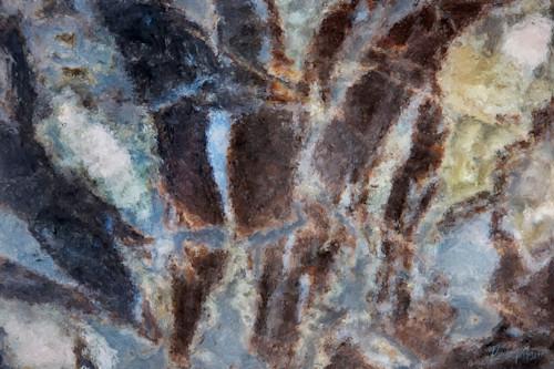 Mineralimpression rosdjn