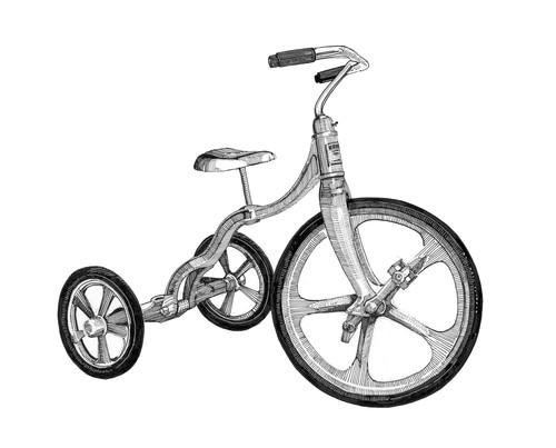 Trike p8x8as
