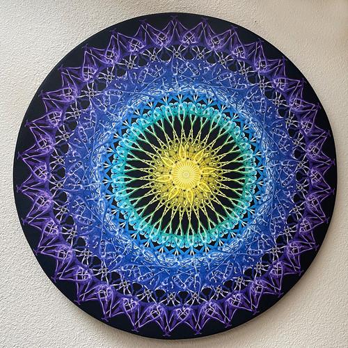 Peacock arabesque fq1uad