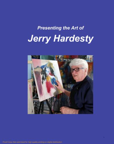 Jerry hardesty studio artwork book gfloin