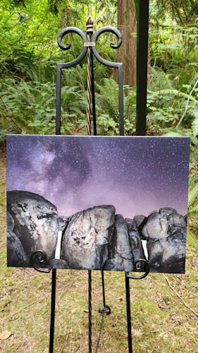 16x24 metallic canvas qhhz5e