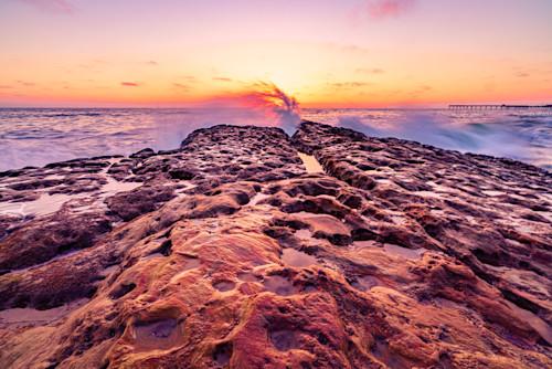 Cutting wave in ocean beach san diego mlnjqj