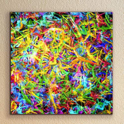 Plastic dream wall 2s yjokek