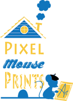 Pixel Mouse House