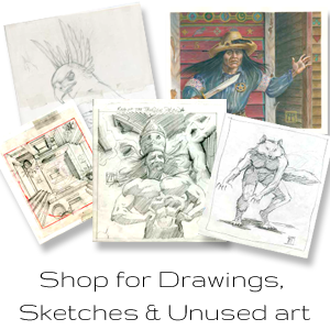 Click to shop drawings and sketches by melissa benson