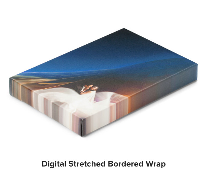 Canvas Digital Stretch Finish