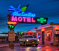 Route 66 by Kendall Reeves, Photographer   gallery406, Bloomington, Indiana