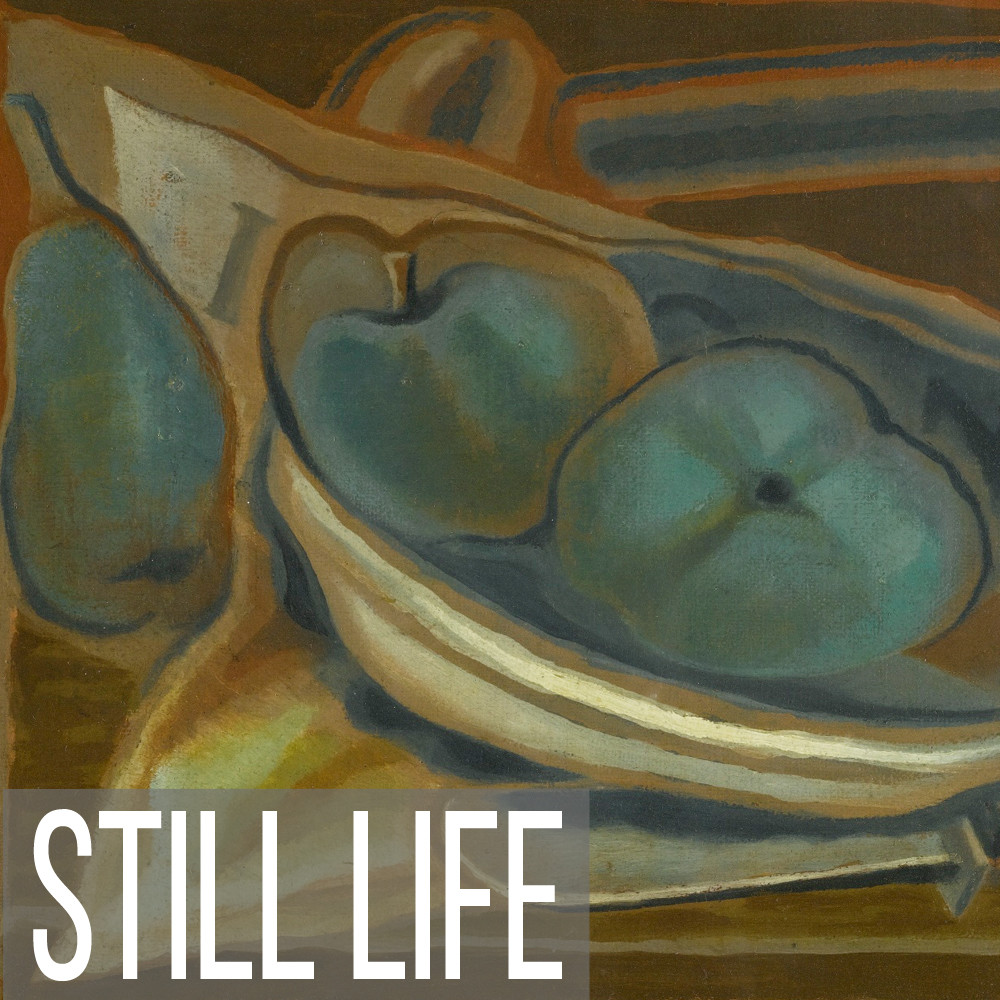 Still Life painting reproductions in the Abstract
