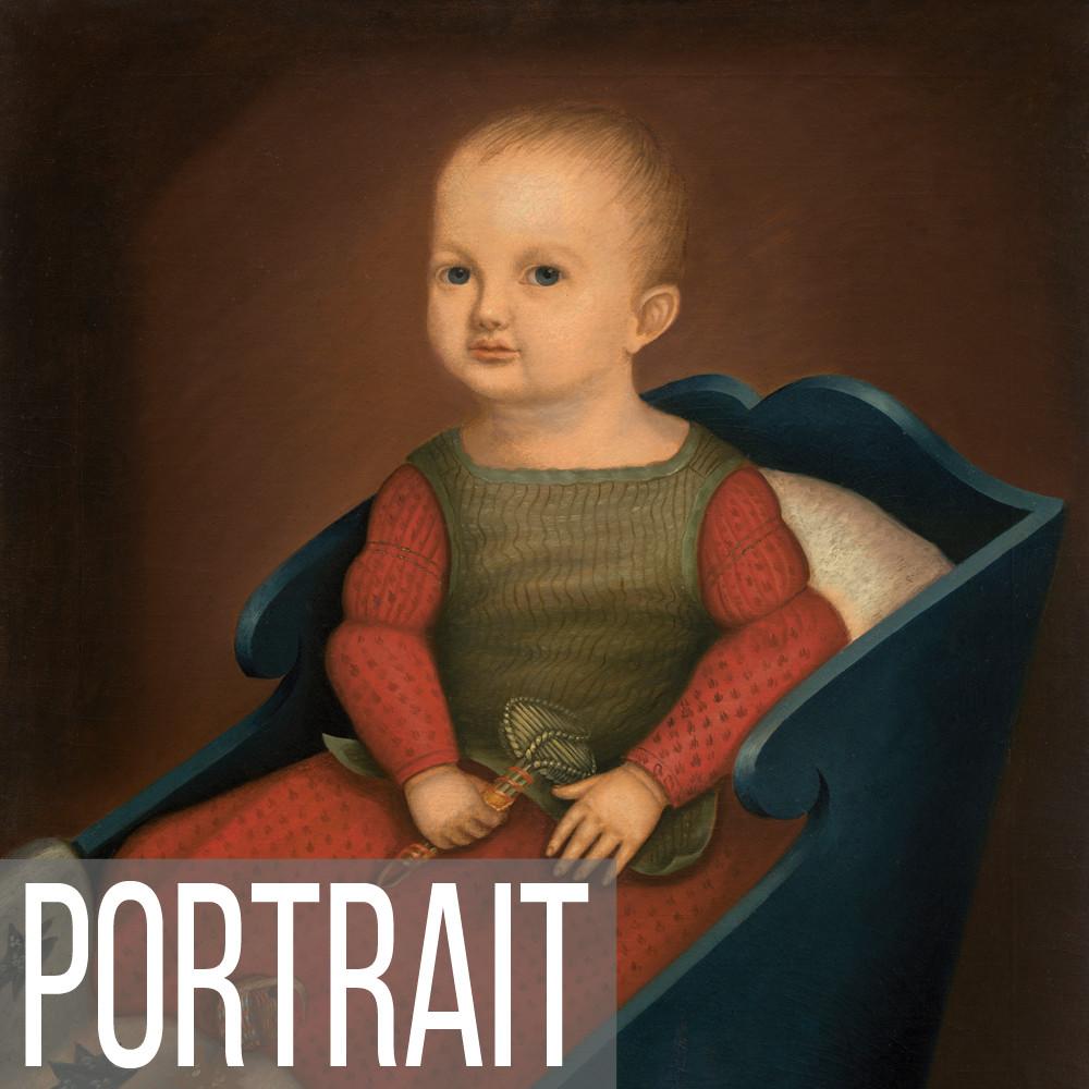 Folk & Primitive Art print reproductions