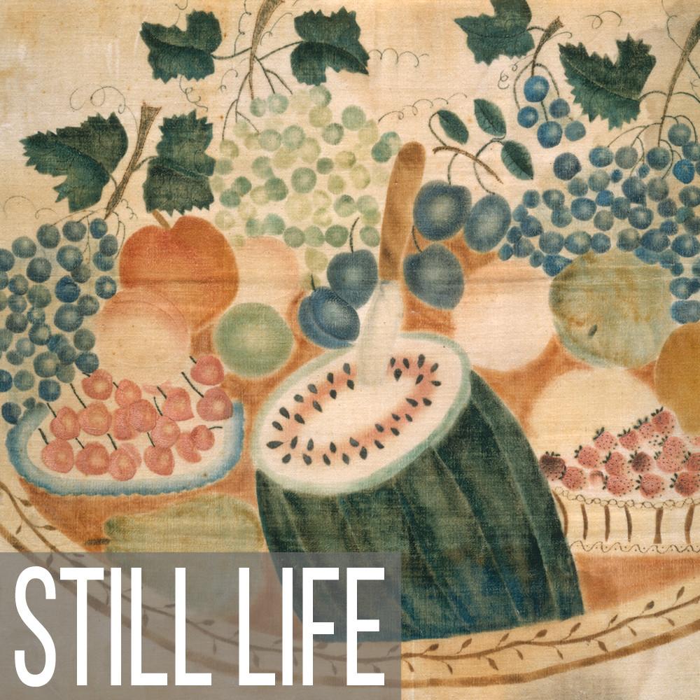 Folk Art Still Life print reproductions