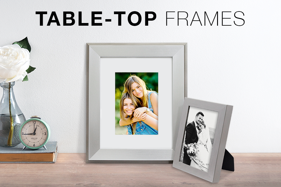 Shop Ready-Made Picture Frames in Popular Sizes   Hall of Frames