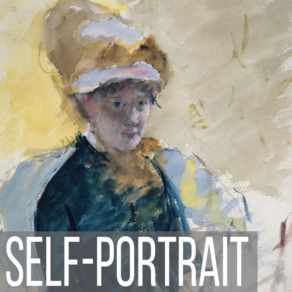 Self Portrait art print reproductions