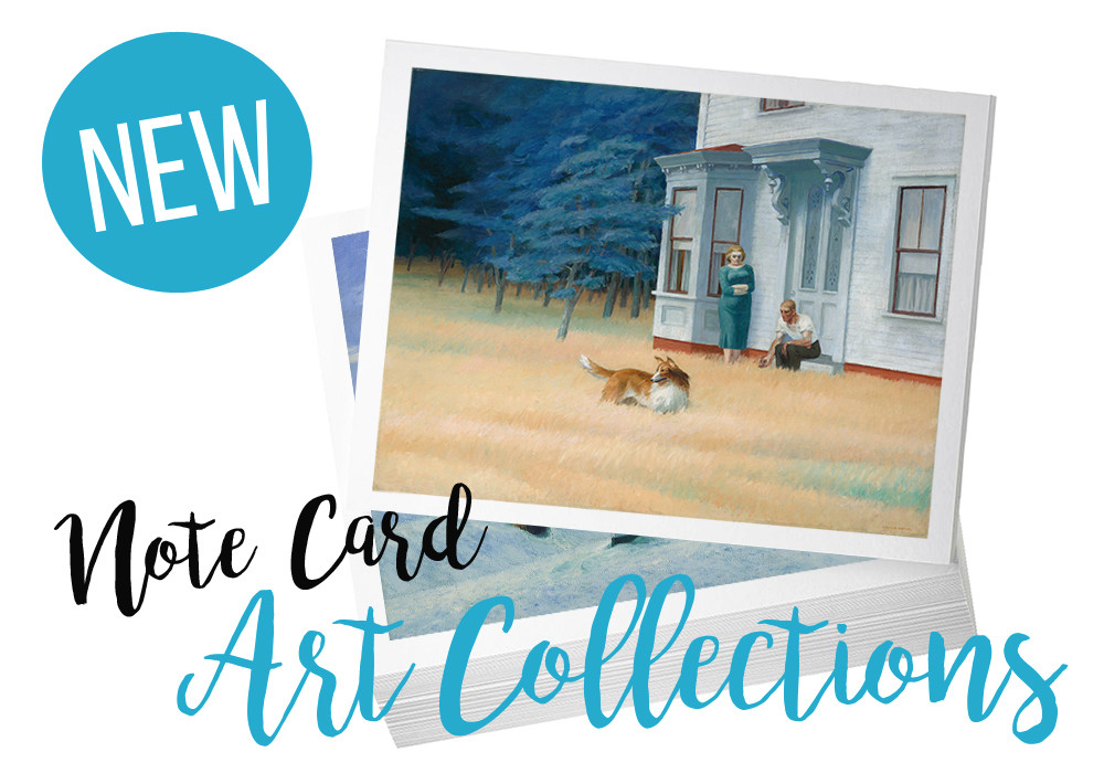 Note Card & Greeting Card Collections