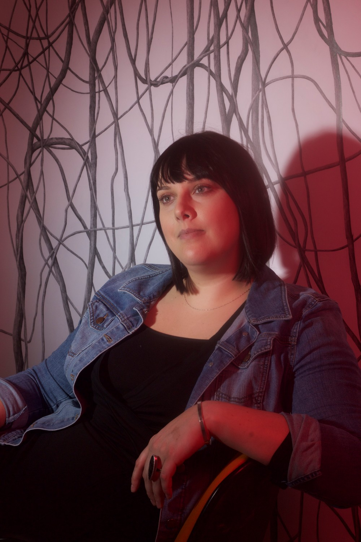 Artist Heidi Hogden