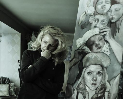 Artist Jude Harzer