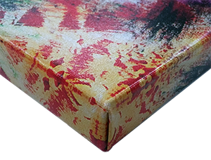 Canvas gallery-wrapped prints